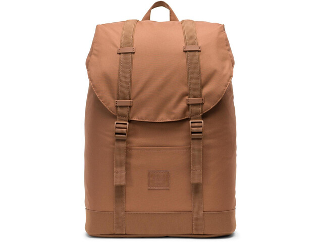 Herschel Retreat Mid-Volume Light Mochila, saddle brown